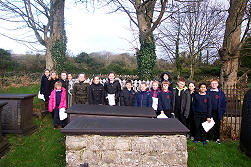 2013 commemoration of Revd Stephen Roose Hughes